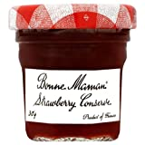 Bonne Maman Strawberry Conserve 30g (Pack of 15)