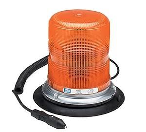 ECCO 6970A-VM Medium Profile High Intensity i.beam Strobe Light with Vacuum-Magnet