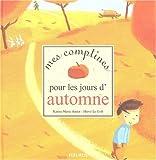 """Afficher """"Mes comptines pour les jours d'automne"""""""