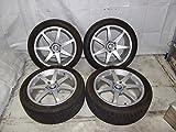 17インチ 4本セット タイヤ&ホイール ピレリ(PIRELLI) P7000 レイズ