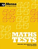 img - for Maths Tests (Mensa) book / textbook / text book