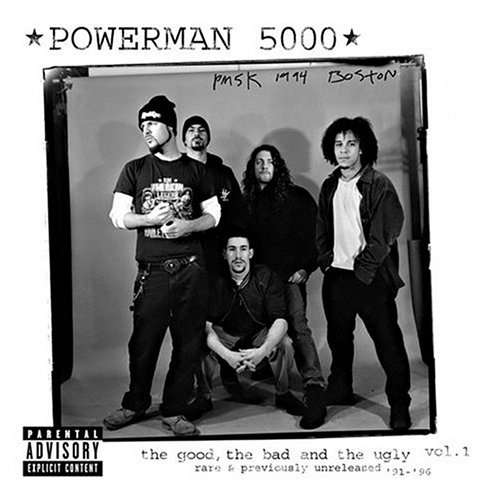 Powerman 5000 - The Good, the Bad and the Ugly, Vol. 1 - Zortam Music