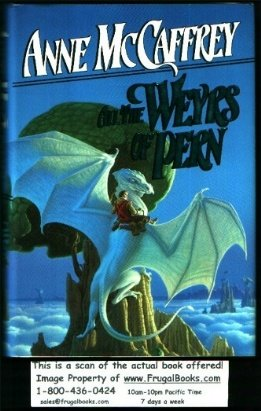 All the Weyrs of Pern: Dragonriders of Pern, Vol. 11, ANNE MCCAFFREY