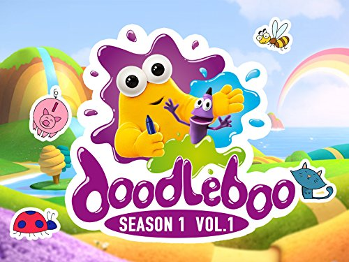 Doodleboo: Season 1, Vol. 1