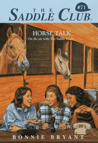 Horse Talk, BONNIE BRYANT