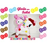 Hello Kitty Tokidoki 8 Inch Plush Christmas Doll Sanrio Stocking Mascot Ornament