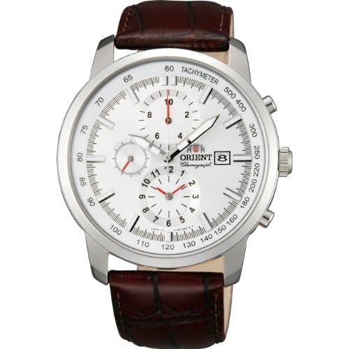[オリエント]ORIENT 腕時計 オリエントクオーツ クロノグラフ WV0081TT メンズ