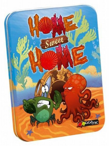 Gigamic – Home Sweet Home (Multicolore)