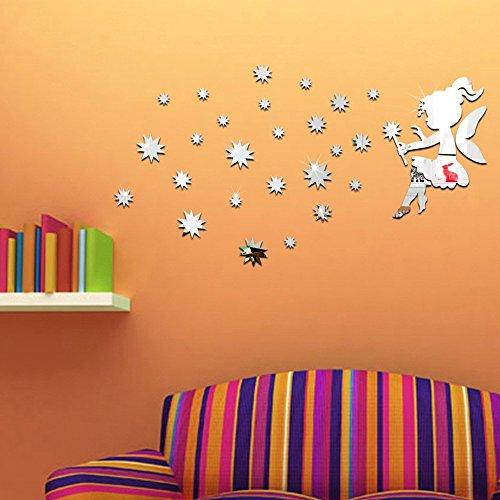 ufengker-3d-angel-hada-estrellas-efecto-de-espejo-pegatinas-de-pared-diseno-de-moda-etiquetas-del-ar