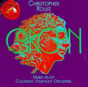 Christopher Rouse : Trombone Concerto, Gorgon, Iscariot