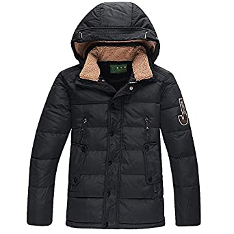 Amazon.com: Roseate Big Boys' Winter Down Coats Puffer