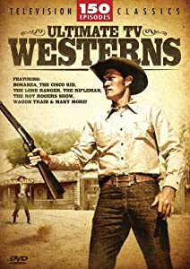 Ultimate TV Westerns - 150 Episodes by Mill Creek Entertainment