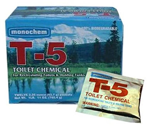 Reliance Port A Potty Chemicals (T-5) - 1 Packet