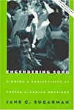 img - for Engendering Song: Singing and Subjectivity at Prespa Albanian Weddings (Chicago Studies in Ethnomusicology) by Jane C. Sugarman (1997-10-27) book / textbook / text book