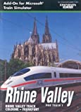 Rhine Valley Add-On for Microsoft Train Simulator (PC)