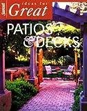 Ideas for Great Patios & Decks