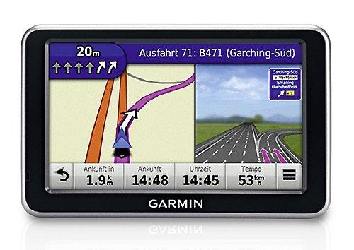 Garmin nüvi 140T Navigationsgerät (10,9 cm