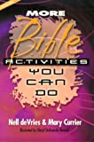 img - for More Bible Activities You Can Do (ReproBooks) book / textbook / text book