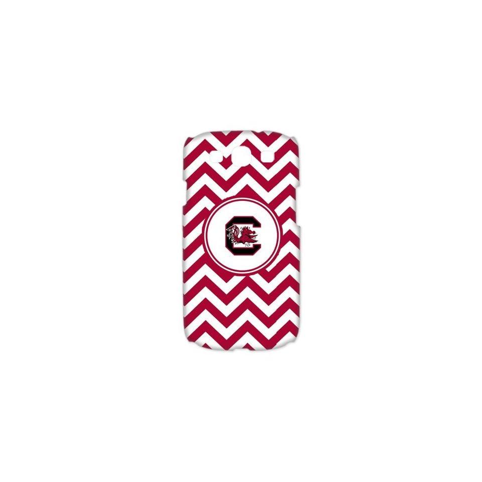 NCAA South Carolina Gamecocks Logo Hard Cases Cover for Samsung Galaxy S3