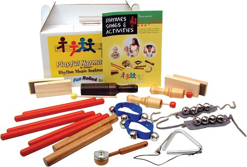 Playful Harmonies 15-Player Rhythm Instrument Package