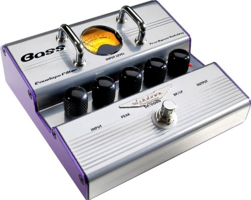 Ashdown Envelope Filter Bass Pedal
