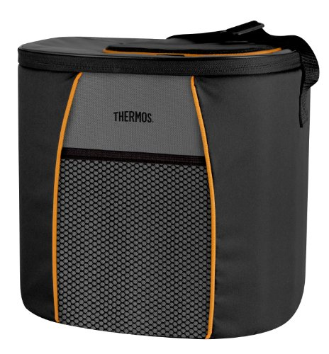 Thermos E5 24 Can Cooler, Black