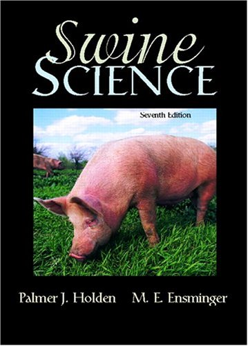 Swine Science (7th Edition)
