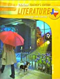 img - for Prentice Hall Literature: Language and Literacy: Grade 6, Texas Teacher's Edition by Grant Wiggens, et al. book / textbook / text book