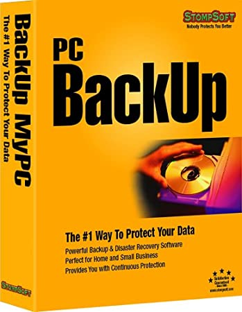 StompSoft PC BackUp