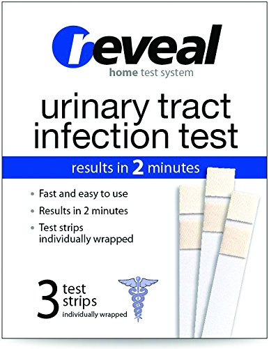 Reveal Urinary Tract Infection Test (Urine Dipsticks For Uti compare prices)