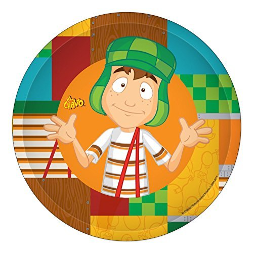 El Chavo Lunch Plates
