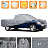 3 Layer Premium Pick Up Truck Cover Outdoor Waterproof Lining - Full Size XXXXL