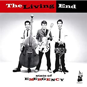 Cover image of song One step behind by The living end