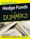 img - for Hedge Funds For Dummies book / textbook / text book