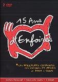 echange, troc  - Les Enfoires : 15 ans d'enfoirés
