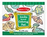 Melissa &amp; Doug Jumbo Coloring Pad - Animals