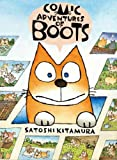 COMIC ADVENTURES OF BOOTS (0099456230) by KITAMURA, SATOSHI