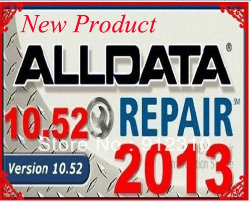 HDD Mitchell on Demand Alldata 10.52 Auto Repair