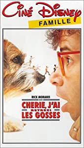 Chérie j'ai rétréci les gosses (Honey, I Shrunk the Kids) [VHS]