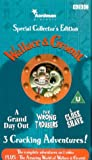 Wallace and Gromit Special Collector's Edition - 3 Cracking Adventures (A Grand Day Out/ The Wrong Trousers/ A Close Shave) [VHS]