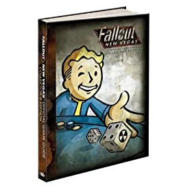 Prima Fallout New Vegas Collectors Edition Guide[street Date 10-19-10]