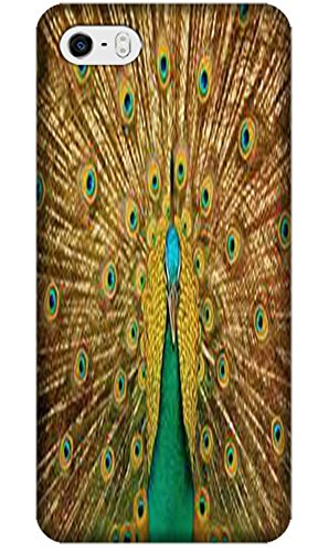 Beautiful Peacock Cell Phone Cases Design Special For Iphone 5/5S No.10