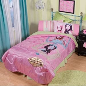 The Suite Life Comforter/sheet Set Full Size