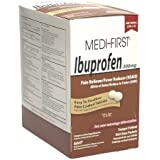 Medifirst Ibuprofen Pain Tablets Compare to Advil (100 ct)