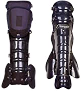 Champion Sports LG87 Professional Umpire Leg Guards (Adjustable)