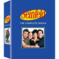 Seinfeld: The Complete Series on DVD (33-Discs)