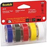 3M Scotch #35 Electrical Tape Value Pack, 2-PACK