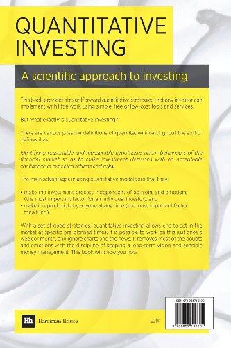 Quantitative stock trading strategies