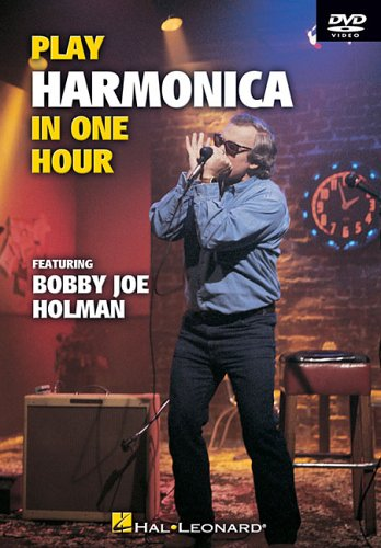 Play Harmonica in One Hour DVD