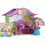 Barbie Peekaboo Petites Storytime The Island Princess Room Doll